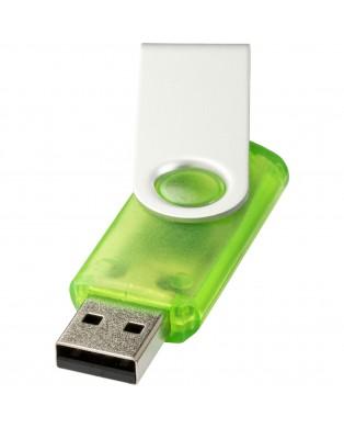 Pen USB translúcida de 2GB...