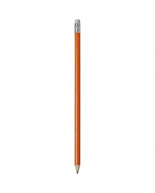 Lápis com corpo colorido...
